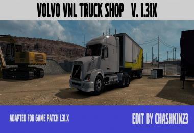 Volvo Vnl Truck Shop v1.31.2b