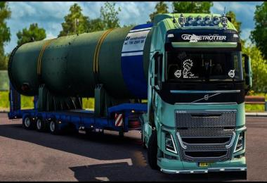 Volvo FH16 Stock Sound v1.0