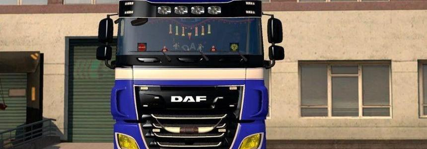DAF Yellow Lights little fix v1.0