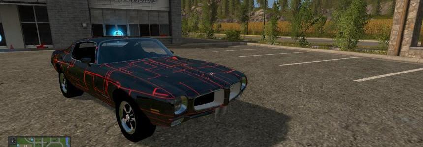 1970 Pontiac CyberRed v1.0