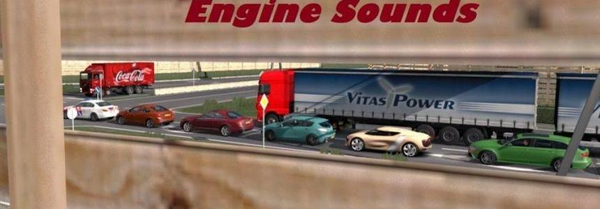 Real Ai traffic engine sounds mod v1.1