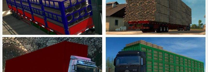 34 Chinese Style Trailer Bags v1.0