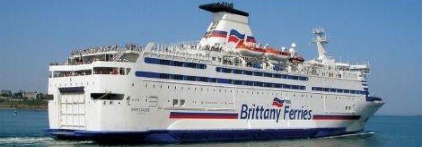 Ferry France Ireland for Promods v1.0