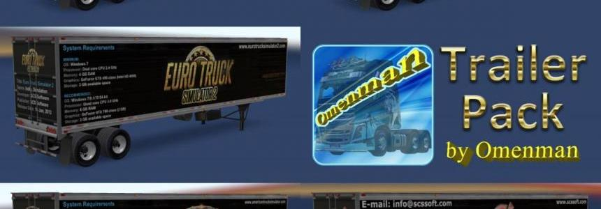 Trailer Pack Games v1.01.00