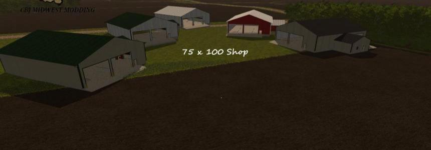 75 x 100 Shop v1.0