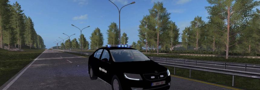 Belgian police: Skoda v1.0