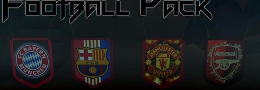 FOOTBALL PENNANTS PACK v1.0