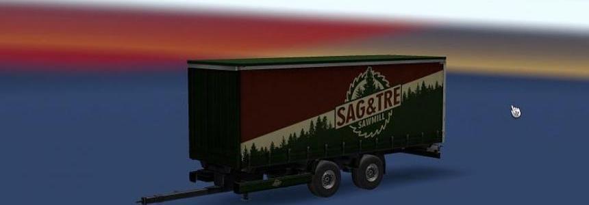 Activator standart scs profi carrier trailer 1.31.x