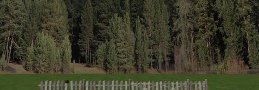 Alter Holz Zaun v1.0.0