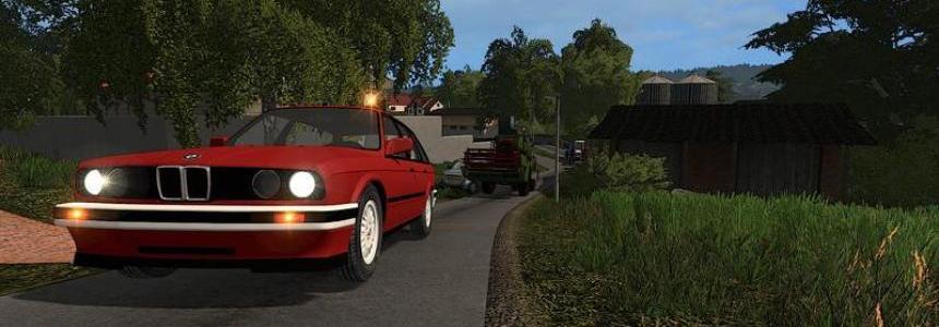 BMW 325i Touring v1.0