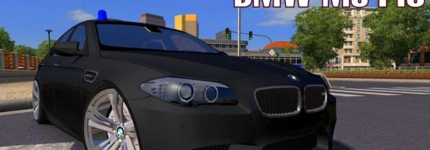 BMW F10 M5 BY Diablo Upgrade 1.31 & 1.30