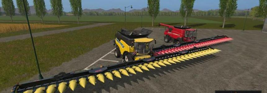 Capello Hs30b maize Header v3.0
