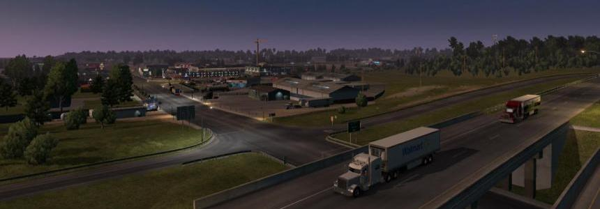 Coast to Coast Map v2.5 (DLC NM required!) 1.31.x