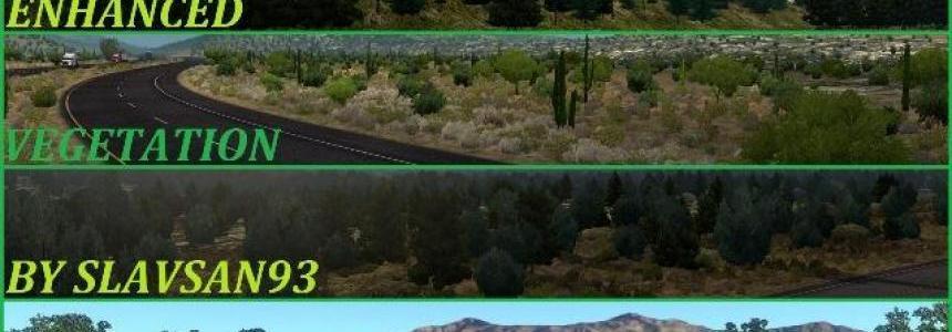 Enhanced Vegetation v2.0 1.6.x-1.31.x