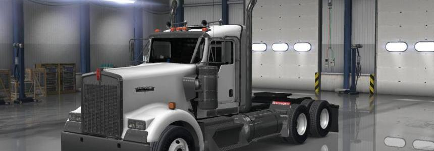 Exhaust Smoke  for ATS 1.31