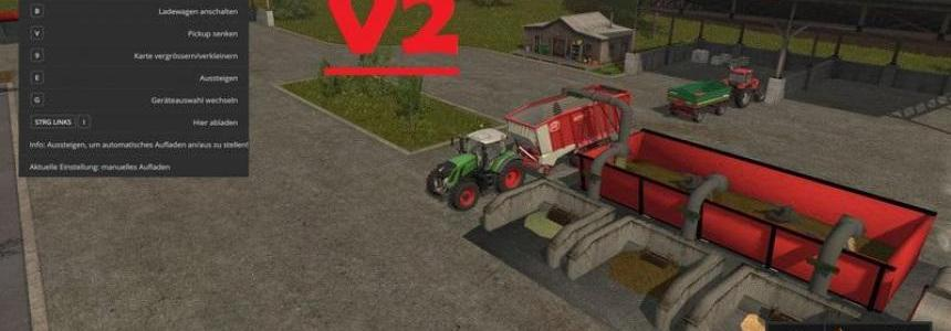 Feed mixer Pack Placeable v2.0