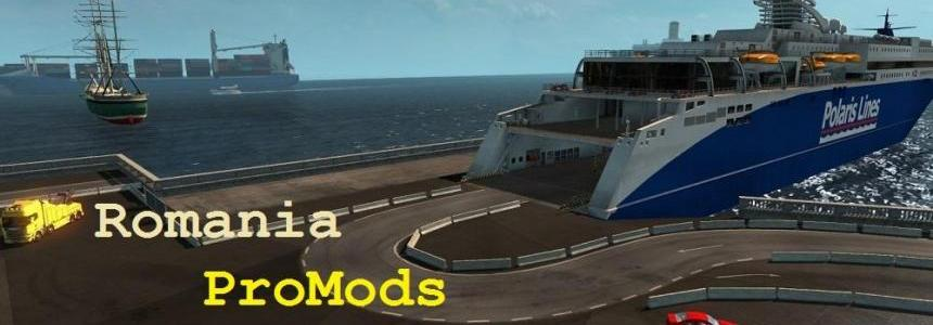 Ferry S.Region Romania ProMods v2.0