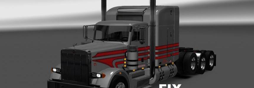 Fix for truck Peterbilt 379 v1.0