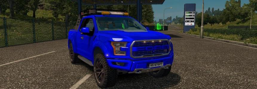 Ford F150 Raptor 2017 v1.0