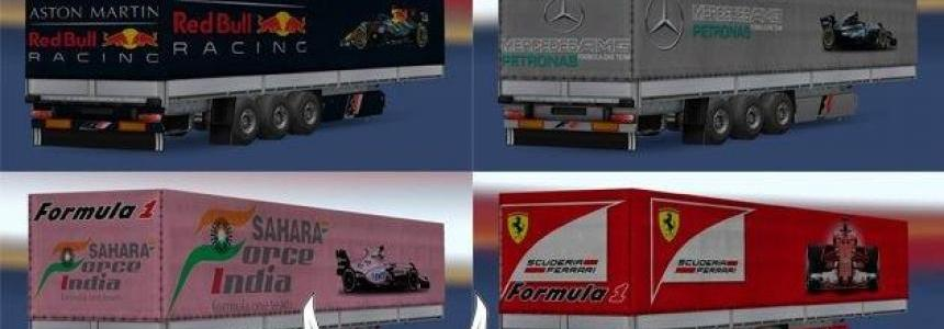 Formula 1 Trailer Package 1.31.x
