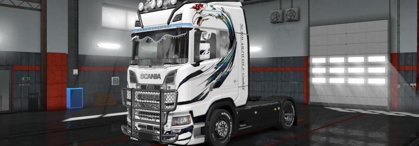 Griffin Scania S v1.0