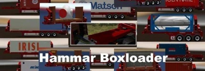 Hammar Boxloader with 14 cargos v8.1