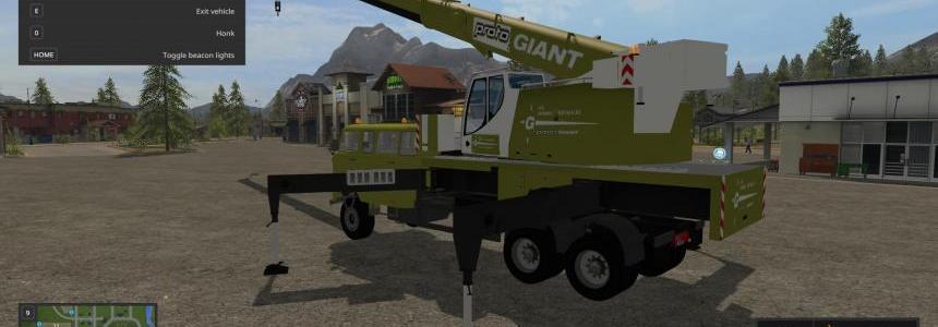 IFA W50 Kran v1.0.2