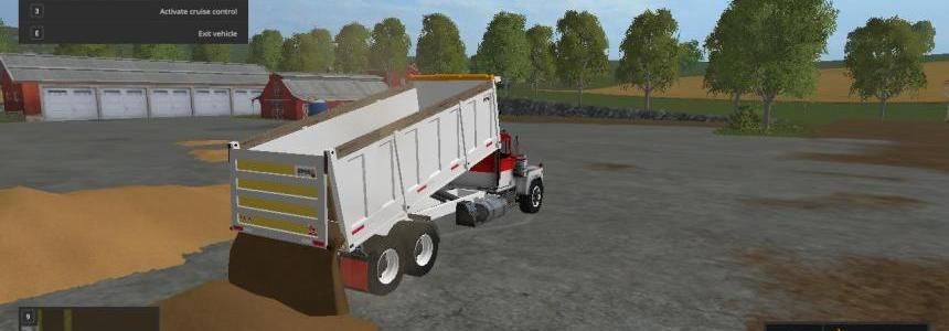 Kenworth dump container v1.0.0.0