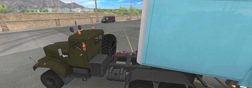 Kraz 255 for ATS version 1.31.x (updated)