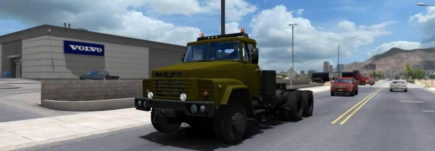 Kraz 260 for ATS version 1.31.x