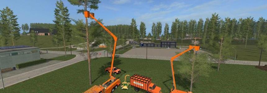 KST Asplundh Tree Trucks Pack v2.4.7