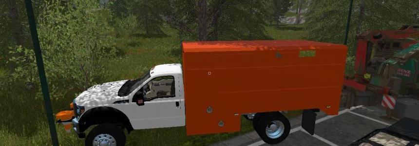 Ford Tree Truck v1.0