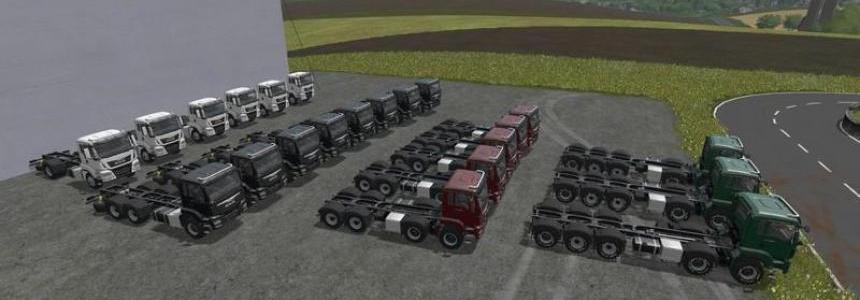 MAN Chassis Pack v4.0.0.1