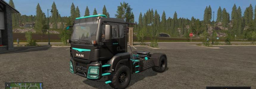 MAN TGS Limited Edition 18.480 v1.0.0