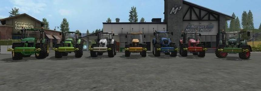 Masse B3M/weight v1.0