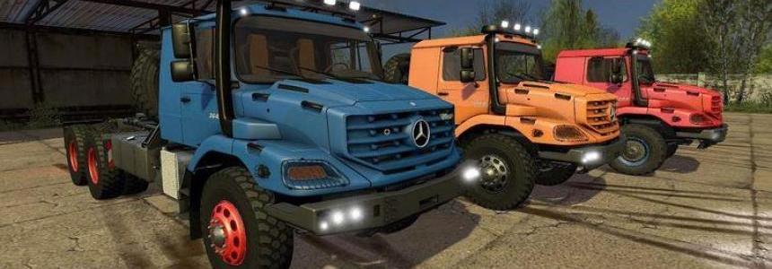 Mercedes-Benz Zetros v1.0.0