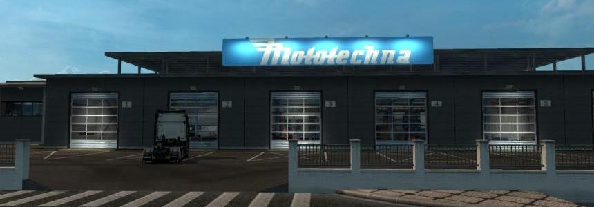 Mototechna Garage v1.0