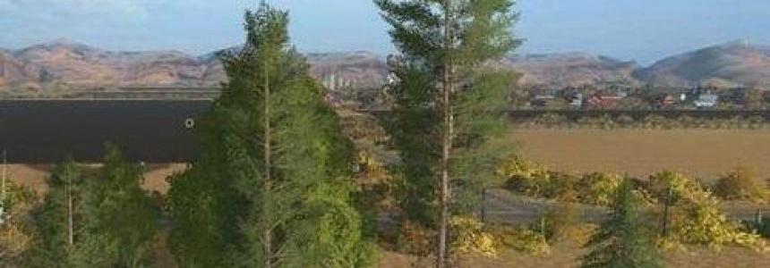 Placeable logging trees v1.0
