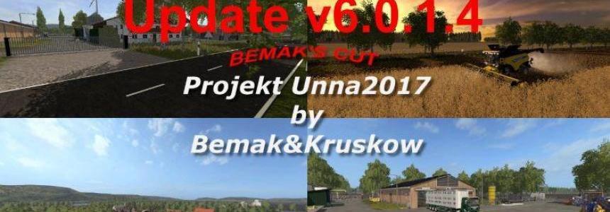 Projekt Unna 2017 v6.0.1.4 Update