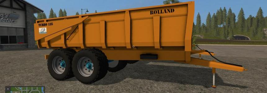 Rolland TURBO135 v2.0