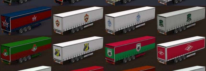 Russian league trailers v1.0