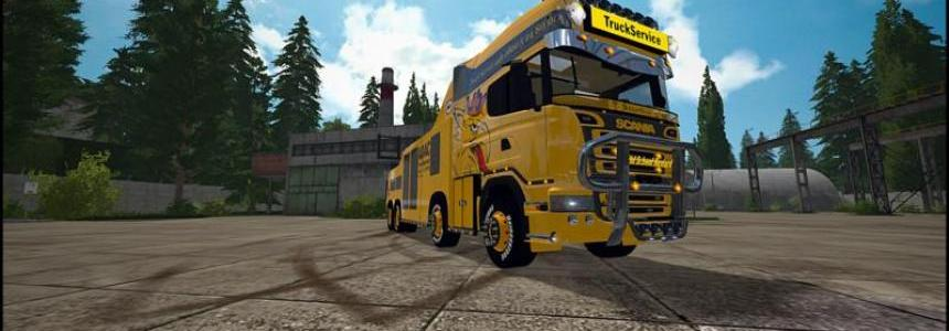 Scania R500 Tow Truck v1.1