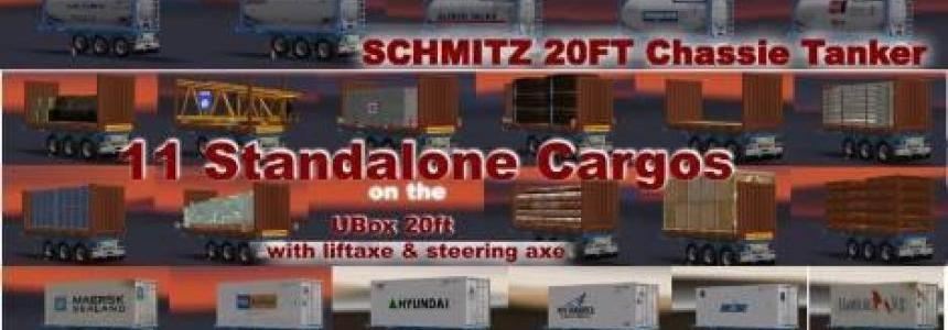 Schmitz 3axe 20ft Pack by SMG 1.31