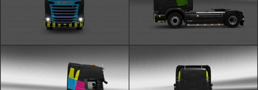 Skin Aitogadir Transport For ETS2 1.30.2.x