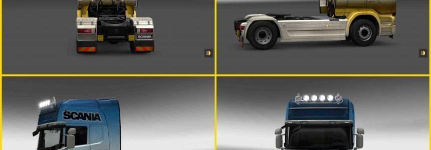 Skin Scania We For ETS2 1.30