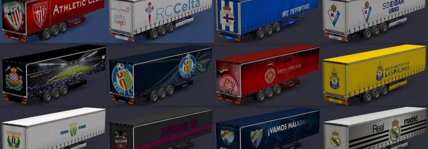 Spanish league trailers v1.0