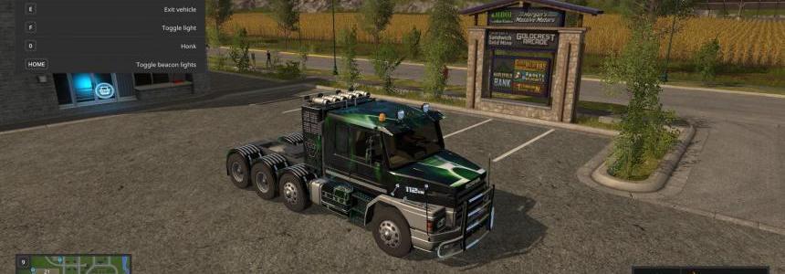 Toxic Scania MultiDecal v1.0