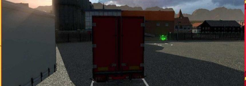 Trailer Norbert Dentressangle For ETS2 1.30