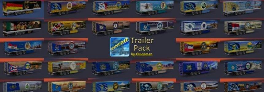 Trailer Pack Geographic v1.02.01