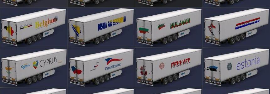 Trailers of all European countries v1.0
